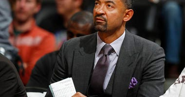 Miami Heat assistant coach Juwan Howard