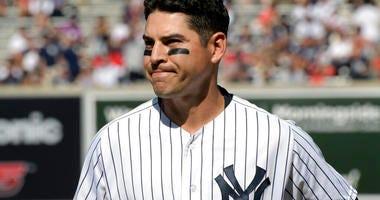 New York Yankees' Jacoby Ellsbury