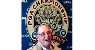 golf course architect Pete Dye