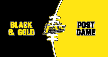Black & Gold Postgame