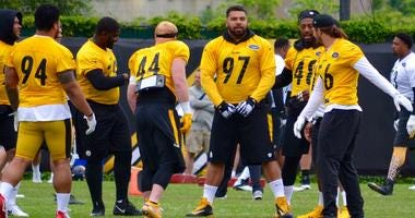 Steelers DE Cam Heyward