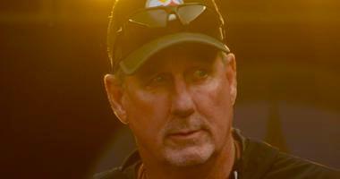 Steelers defensive coordinator Keith Butler at Heinz Field in August 2018