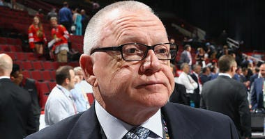 Jim Rutherford of the Pittsburgh Penguins