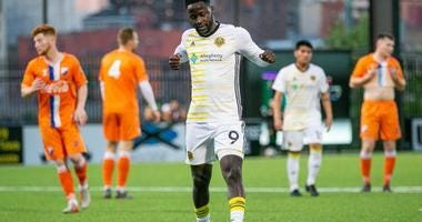 Riverhounds Defeat Dayton Dutch Lions 3-0