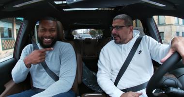 Road Rantz: Dorin Dickerson Talks Pitt, The NFL And WWE