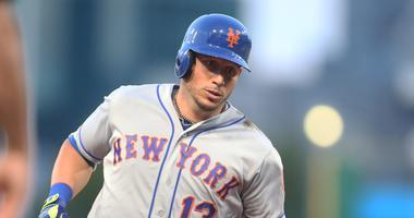 New York Mets second baseman Asdrubal Cabrera