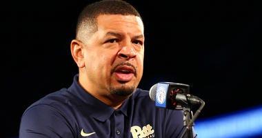 Pitt coach Jeff Capel