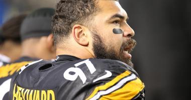 Pittsburgh Steelers defensive end Cameron Heyward