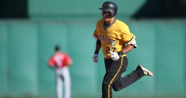 Pirates Infielder Jung Ho Kang