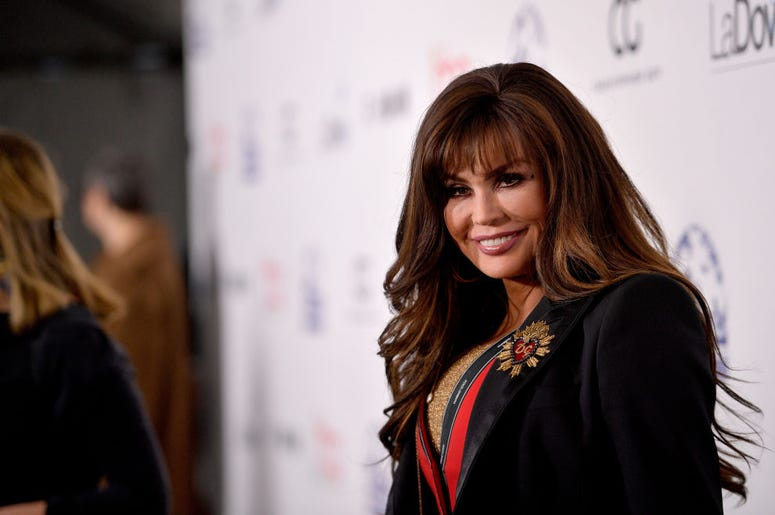 Marie Osmond attends the 4th Hollywood Beauty Awards at Avalon Hollywood on February 25, 2018 in Los Angeles, California