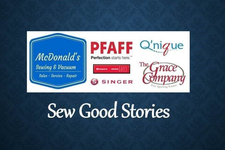 Sew Good Stories