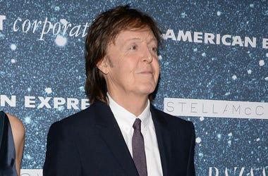 Paul McCartney of The Beatles