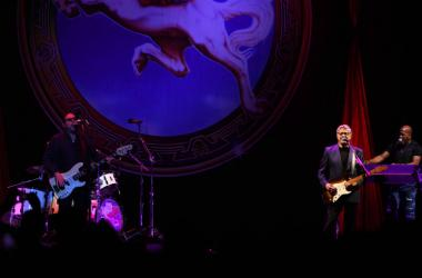 Steve Miller Band performs at Hard Rock Live