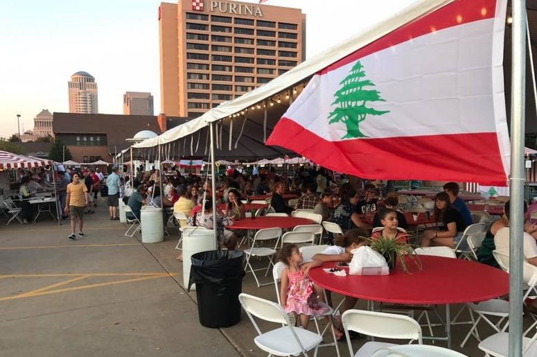 St Louis Lebanese Festival at St. Raymonds
