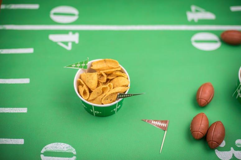 Super Bowl Prop Bet Sheet for Sunday