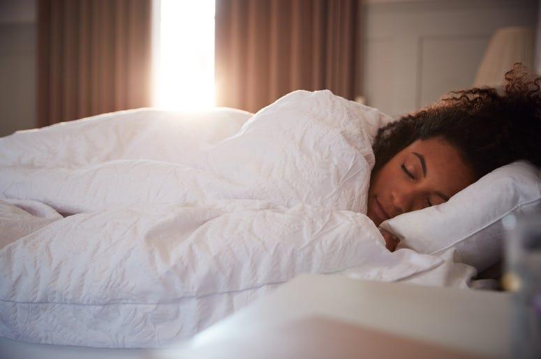 Coronavirus sleep study