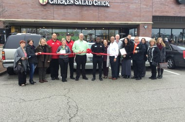 Chicken Salad Chick Grand Opening