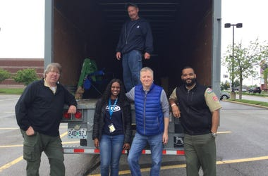 Goodwill Earth Day Donation Drive at Dierbergs