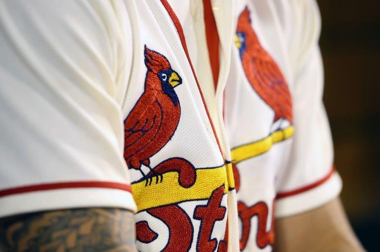 St. Louis Cardinals uniform