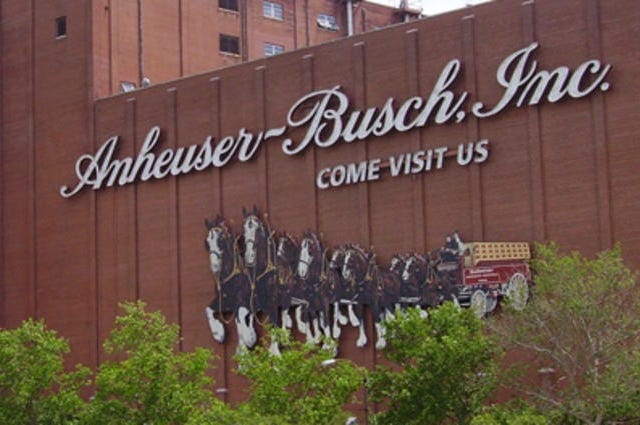 Busch Family reality show on MTV