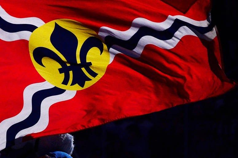 """St. Louis voted """"Coolest US City Flag"""""""