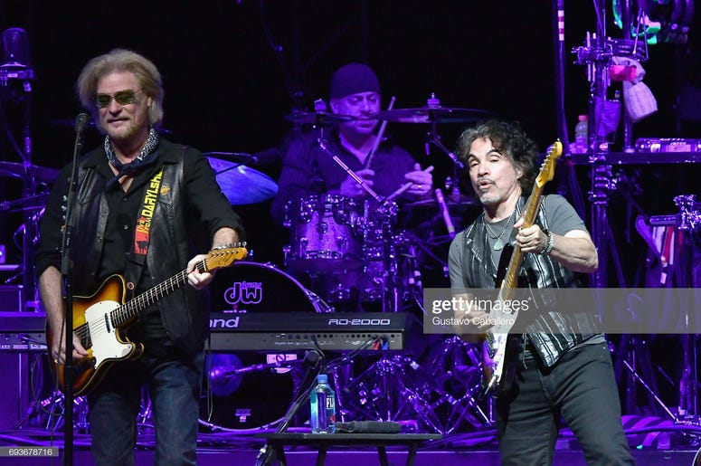 Hall & Oates are coming to St. Louis this summer