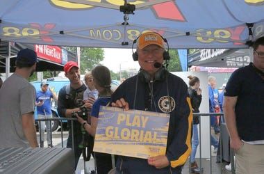 KEZK at Blues Championship Parade and Rally June 15, 2019 in Downtown St. Louis