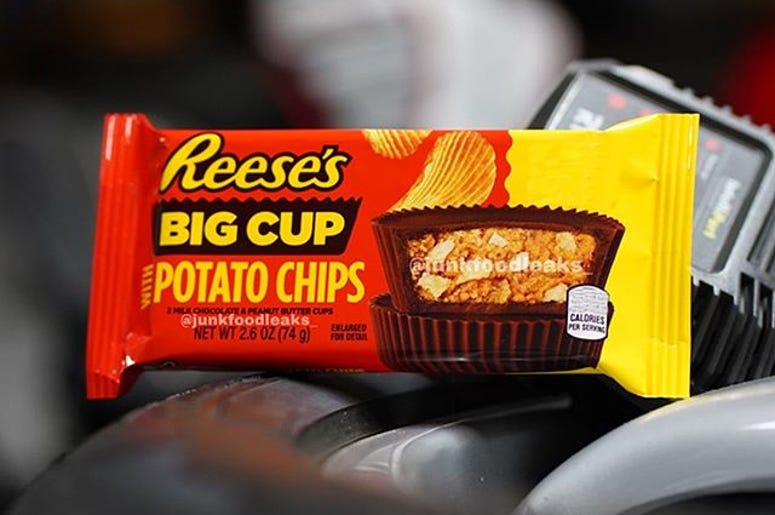 Reese's chips