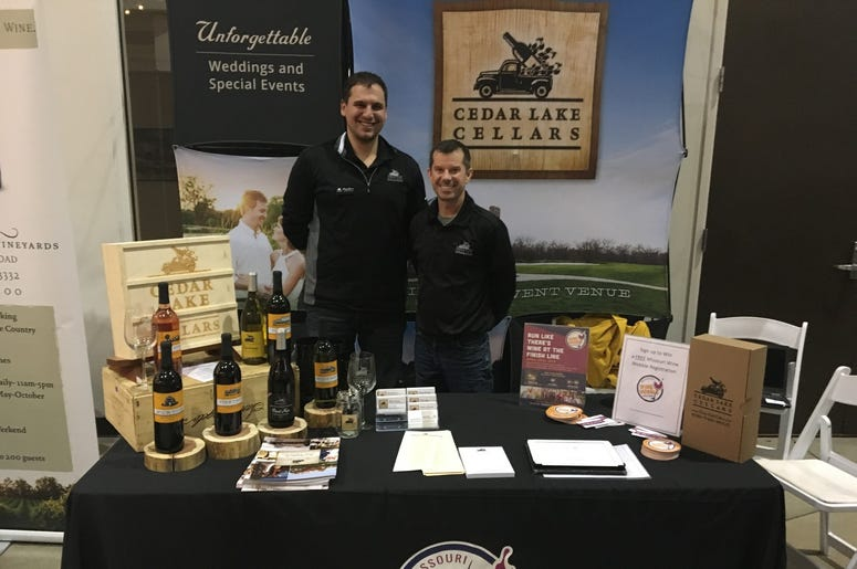 KEZK's Wine and Chocolate 2018