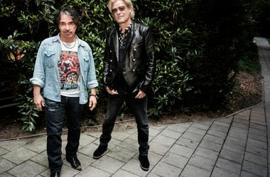 Hall & Oates coming to St. Louis this summer.