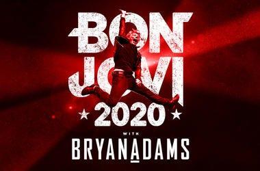 Bon Jovi and Bryan Adams