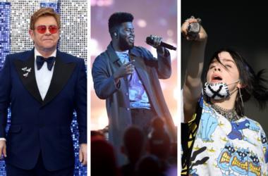 Elton John, Khalid, Billie Eilish