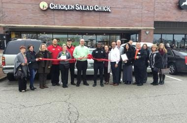 Chicken Salad Chick Grand Opening