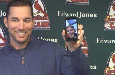 Adam Wainwright, Yadier Molina, Cardinals