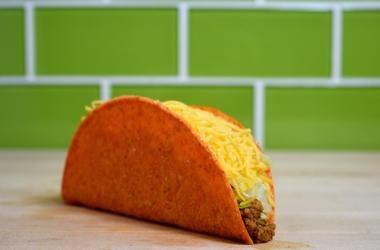 Doritos Locos Tacos from Taco Bell