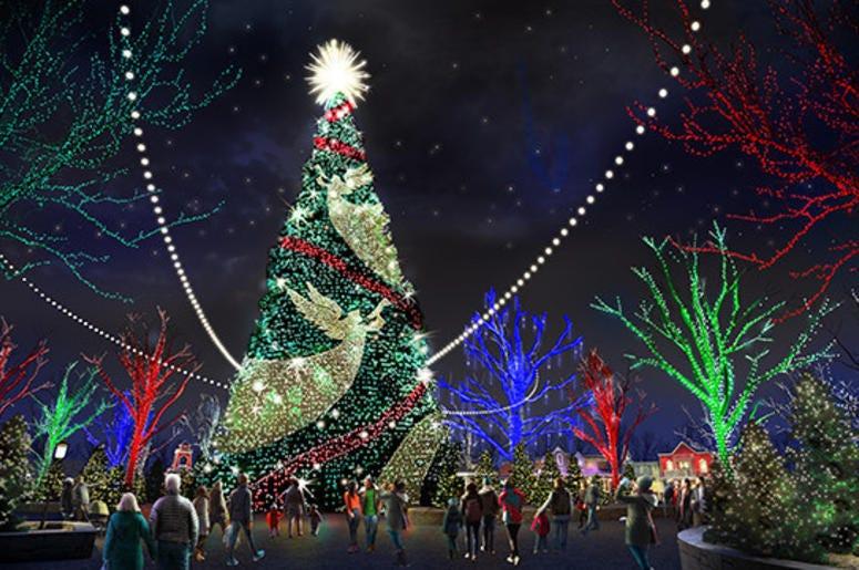 silver dollar city christmas 2020