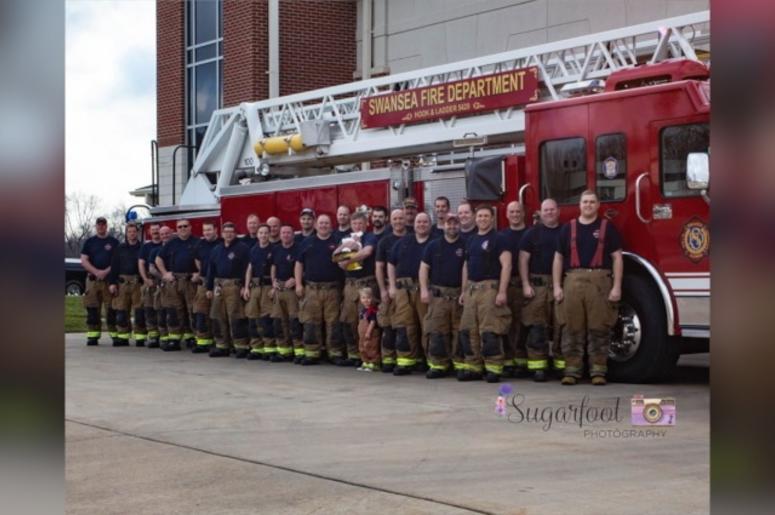 Swansea Fire Department, Korves