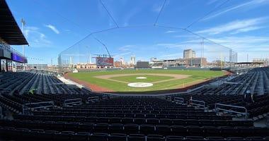 Wichita, Riverfront Stadium