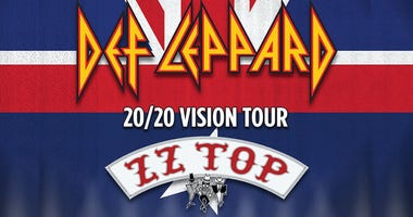 Def Leppard and ZZ Top