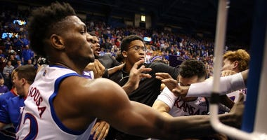 Brian Hanni reflects on the KU rout and fight
