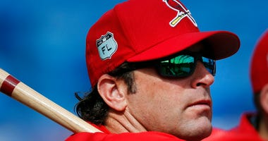 Royals hire ex-Cardinals skipper Mike Matheny as manager
