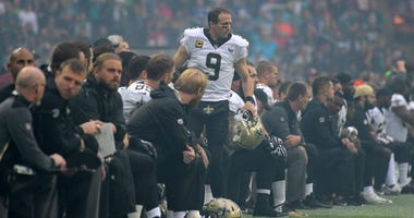 Drew Brees: I Will Never Agree With Disrespecting the American Flag