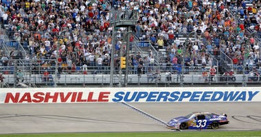 NASCAR ready for long-term commitment in Nashville