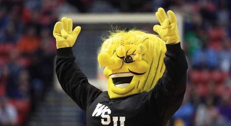 Wichita State leads wire-to-wire against South Carolina