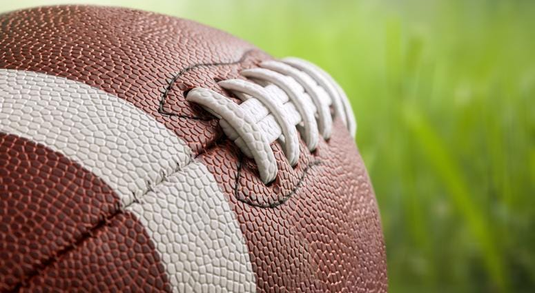 This is a football