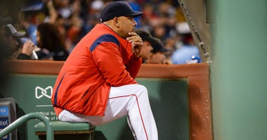 Alex Cora and Luke Keuchley step away from sports