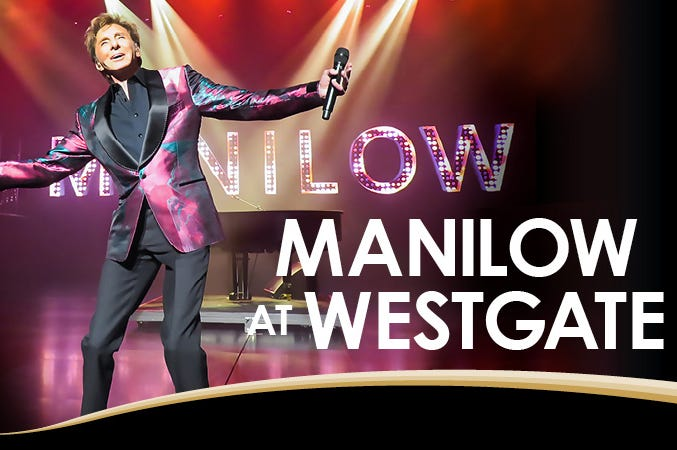 Barry Manilow Westgate
