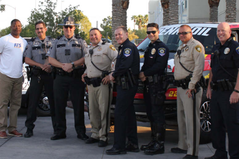 Todd Smith & Officers