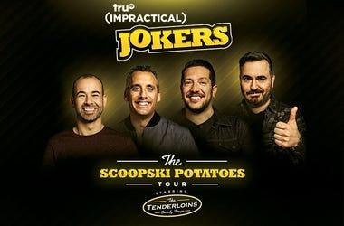 Impractical Jokers OC Fair