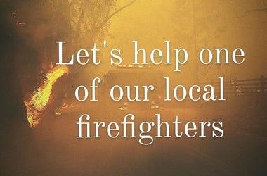 Local Firefighter GoFundMe